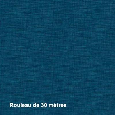 Tissu Noctea Mercury Non Feu M1 310g/m2 Bleu, le rouleau de 30 mètres