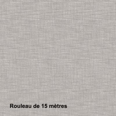 Tissu Noctea Mercury Non Feu M1 310g/m2 Ficelle, le rouleau de 15 mètres