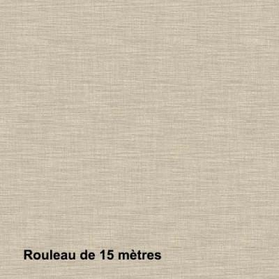 Tissu Noctea Mercury Non Feu M1 310g/m2 Lin, le rouleau de 15 mètres - Tissus ameublement