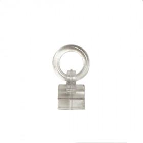 Anneau clips pour jonc par 10 - 4 mm - Habillage de la fenêtre