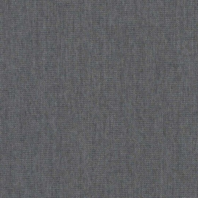 Tissu Sunbrella Natte - Charcoal Chine - Tissus ameublement