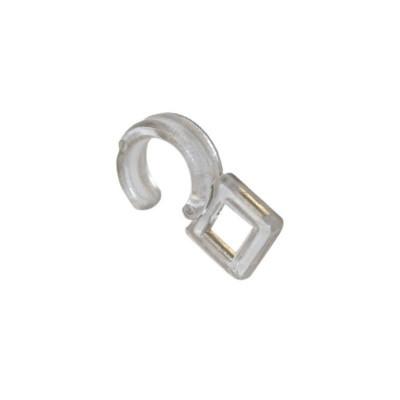 Crochet ø 10 mm pour anneau Cristal - Par 100 - Habillage de la fenêtre