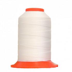 Fusette de fil Blanc SERAFIL N°20 - 600 ml - 1000 - Mercerie