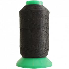 Fusette fil ONYX N°60 - 600 ml - Noir 4000 - Mercerie