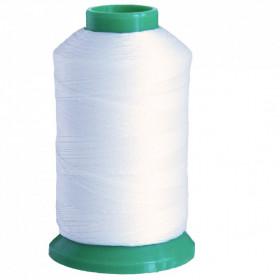 Fusette fil ONYX N°40 - 400 ml - Blanc 1000 - Mercerie