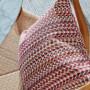 Tissu Scion Collection Zanzibar Weaves - Concentric Coast - 137 cm - Tissus ameublement