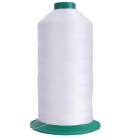 Bobine de fil ONYX N°20 (51) Blanc 2000 - 2000 ml - Mercerie