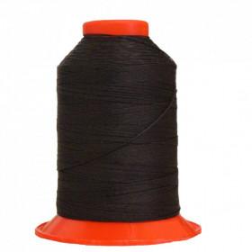 Fusette de fil Cacao SERAFIL N°20 - 600 ml - 1003 - Mercerie