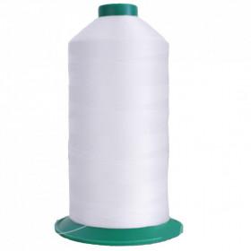 Bobine de fil ONYX N°40 (81) Blanc 2000 - 4000 ml - Mercerie