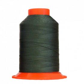 Fusette de fil Vert SERAFIL N°20 - 600 ml - 846 - Mercerie