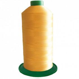 Bobine de fil ONYX N°20 (51) Jaune 2780 - 2000 ml - Mercerie