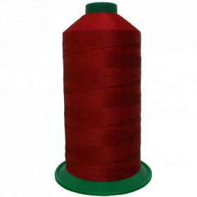 Bobine de fil ONYX N°20 (51) Rouge Foncé 2455 - 2000 ml - Mercerie
