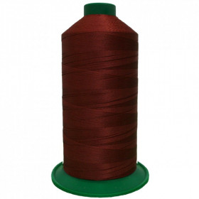 Bobine de fil ONYX N°20 (51) Marron 2429 - 2000 ml - Mercerie