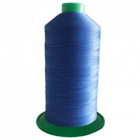 Bobine de fil ONYX N°20 (51) Bleu 2829 - 2000 ml - Mercerie