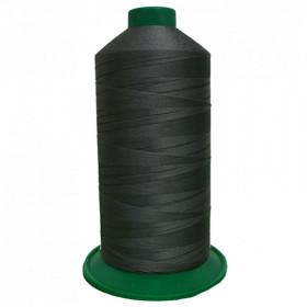 Bobine de fil ONYX N°20 (51) Gris foncé - 2000 ml - 2431 - Mercerie