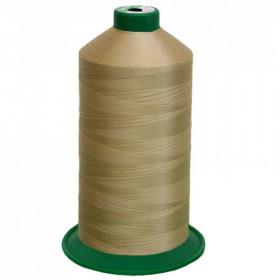 Bobine de fil ONYX N°20 (51) Beige - 2000 ml - 2758 - Mercerie