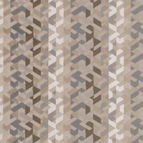 Tissu Camengo - Collection Amazone - Guatemala Beige - 140cm - Tissus ameublement