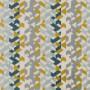 Tissu Camengo - Collection Amazone - Guatemala Bleu - 140cm