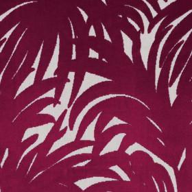 Tissu Camengo - Collection Amazone - Guyane Fuschia - 140cm