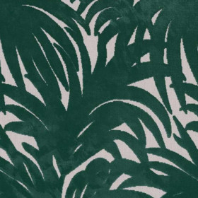 Tissu Camengo - Collection Amazone - Guyane Vert - 140cm