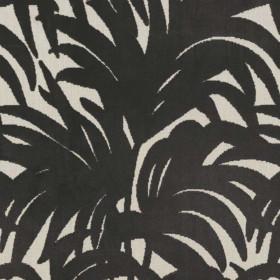 Tissu Camengo - Collection Amazone - Guyane Anthracite - 140cm