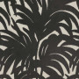 Tissu Camengo - Collection Amazone - Guyane Anthracite - 140cm