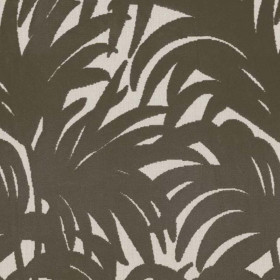 Tissu Camengo - Collection Amazone - Guyane Taupe - 140cm