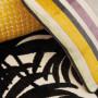 Tissu Camengo - Collection Amazone - Mayas Fuschia - 140cm