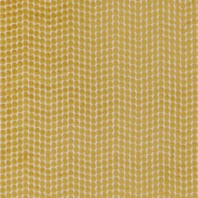 Tissu Camengo - Collection Amazone - Pérou Jaune - 140cm