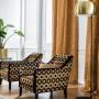 Tissu Camengo - Collection Elite - Beige - 130cm