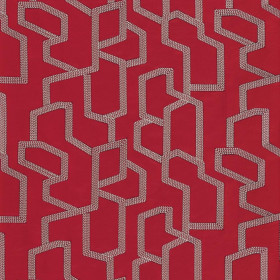 Tissu Camengo - Collection Elite - Rouge - 130cm