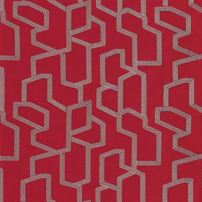 Tissu Camengo - Collection Elite - Rouge - 130cm