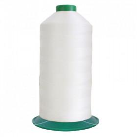 Bobine de fil ONYX N°30 (61) Blanc 1000 - 2500 ml - Mercerie