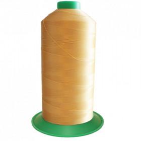 Bobine de fil ONYX N°30 (61) Jaune 2780 - 2500 ml - Mercerie