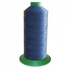 Bobine de fil ONYX N°30 (61) Bleu 2829 - 2500 ml - Mercerie