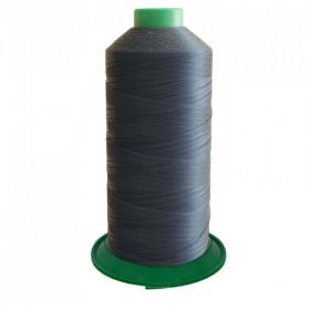 Bobine de fil ONYX N°30 (61) Bleu foncé 809 - 2500 ml - Mercerie