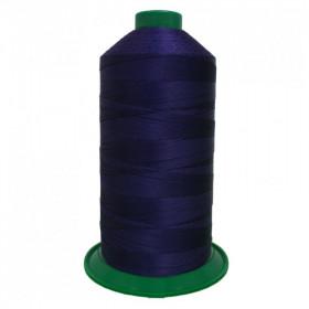 Bobine de fil ONYX N°30 (61) Bleu Nuit 579 - 2500 ml - Mercerie