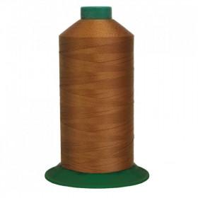Bobine de fil ONYX N°30 (61) Beige foncé 174 - 2500 ml - Mercerie