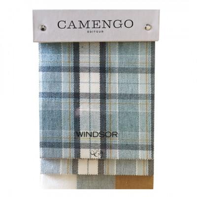 Petite collection de tissu Camengo Windsor