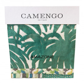 Grande collection de tissu Camengo Amazone