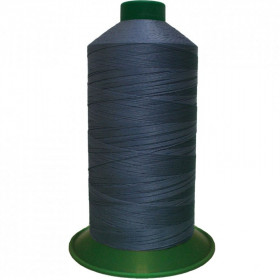 Bobine de fil ONYX N°40 (81) Bleu 2797 - 4000 ml - Mercerie
