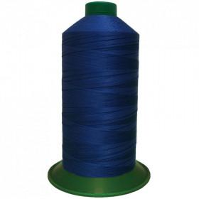 Bobine de fil ONYX N°40 (81) Bleu 815 - 4000 ml - Mercerie