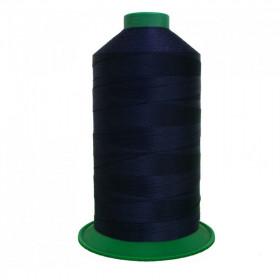 Bobine de fil ONYX N°40 (81) Bleu marine 3552 - 4000 ml - Mercerie
