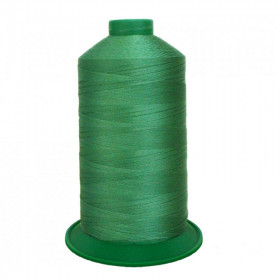 Bobine de fil ONYX N°40 (81) Vert 224 - 4000 ml - Mercerie