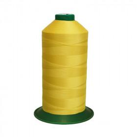 Bobine de fil ONYX N°40 (81) Jaune 3361 - 4000 ml - Mercerie