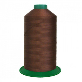 Bobine de fil ONYX N°40 (81) Marron 185 - 4000 ml - Mercerie