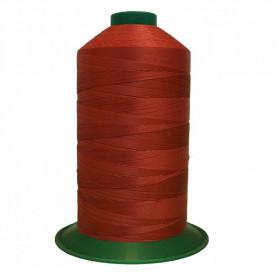 Bobine de fil ONYX N°40 (81) Orange foncé 1288 - 4000 ml - Mercerie