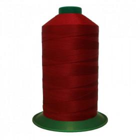 Bobine de fil ONYX N°40 (81) Rouge foncé 2455 - 4000 ml - Mercerie