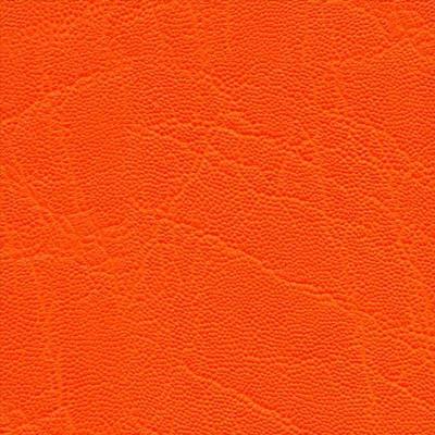 Simili Cuir Skai Plata Orange, au mètre
