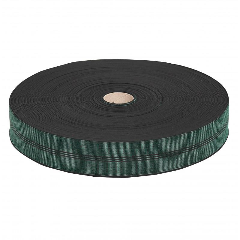 Sangle élastique GW3 - 70 mm, les 100 mètres - Fournitures tapissier